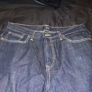 Sean John men's jean shorts